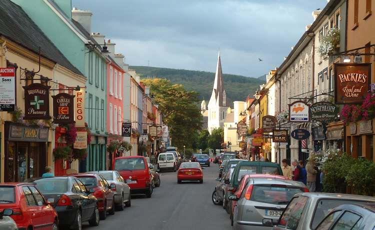 Kenmare, Ireland | Heaven Is A Place On Earth | Pinterest