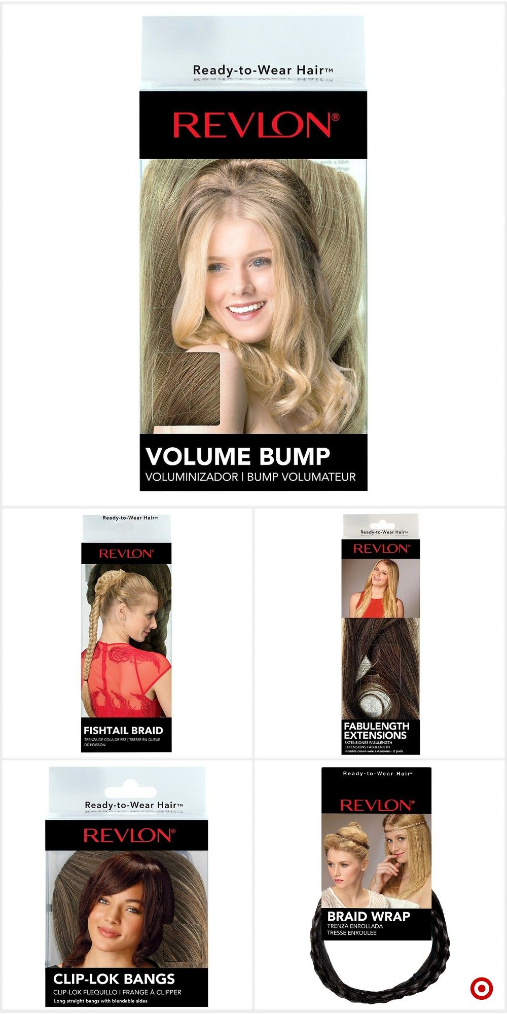 Target For Hair Extensions You Will Love At Great Low Prices Free Shipping On Orders Of 35 Or Same Day Pick Up In