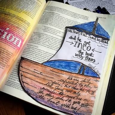 Image result for amos bible journal
