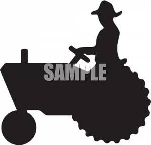 farmer clip art free silhouette clipart of a farmer driving a rh pinterest co uk farm clipart images farm clipart free