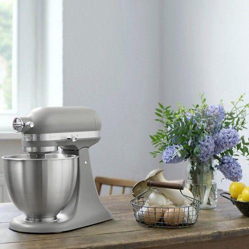 KitchenAid 5KSM3311XBFG Mini Mixer Matte Grey