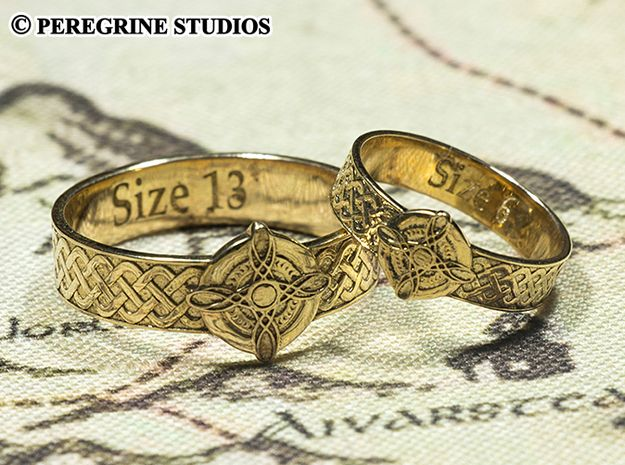 Ring Of Mara Amulet Of Mara Tesv Amulet Bronze Jewelry Skyrim