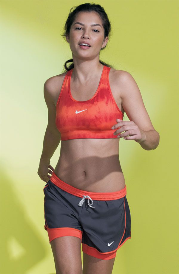 nike womens running compression shorts