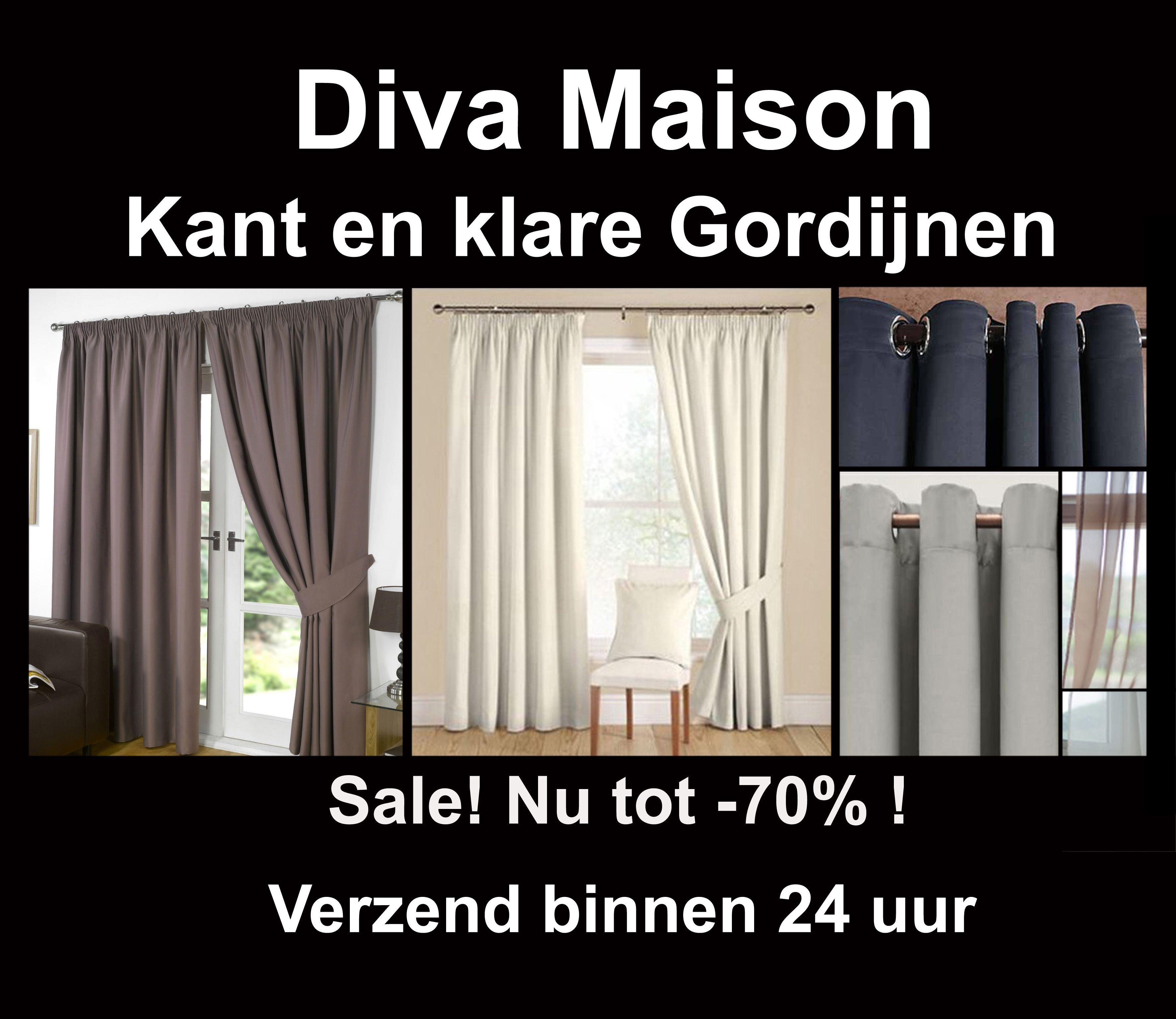 Kant En Klare Gordijnen Online. Jag Kant En Klaar Lussen Gordijn ...