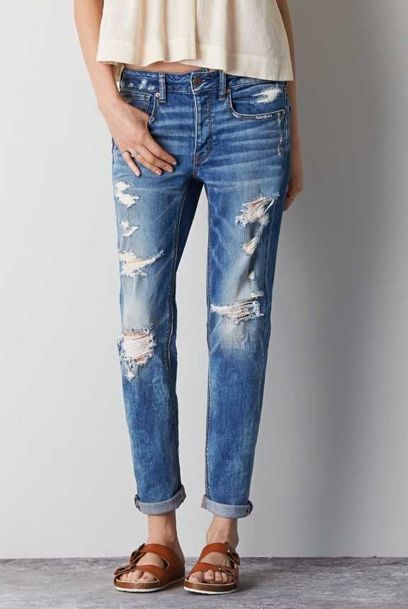 825f765669e Tomgirl Jean - Buy One Get One 50% Off Torn Jeans, Ripped Boyfriend Jeans