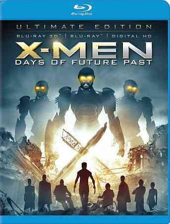 X Men Days Of Future Past 3d Blu Ray Disc Overstock Com Shopping The Best Deals On Action Adventure Days Of Future Past X Men Blu Ray
