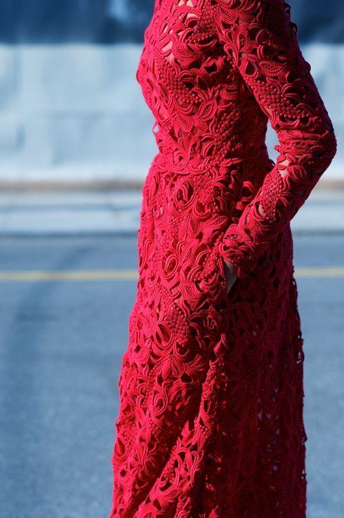 Current fashion◙◙◙ (red,fashion)