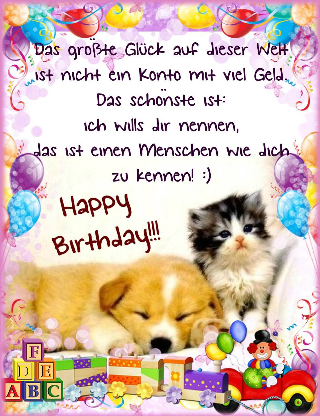 1000+ images about geburtstag on pinterest | birthday wishes