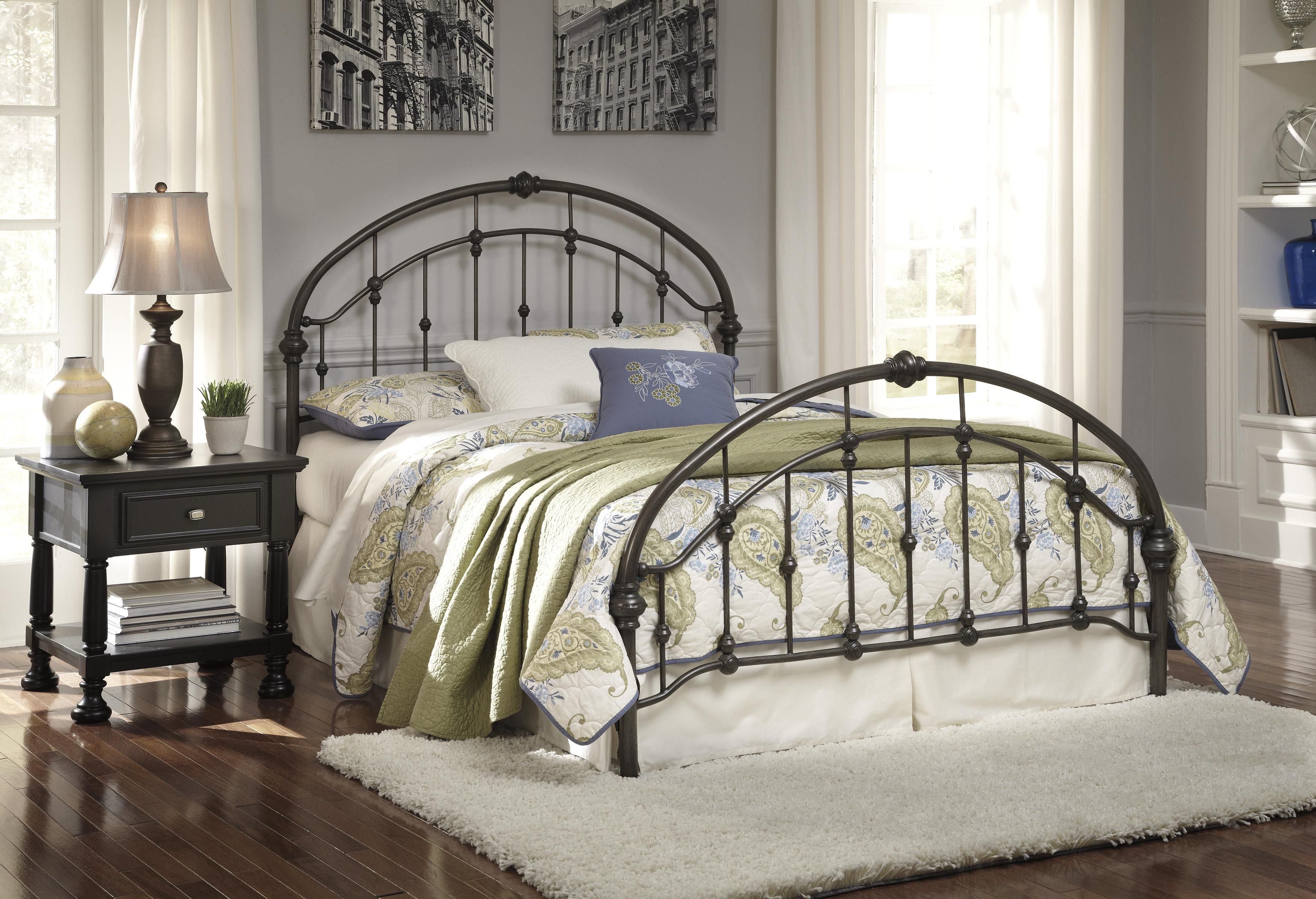 Top Metal Bett Design Bett Mobel Ashley Mobel Bett