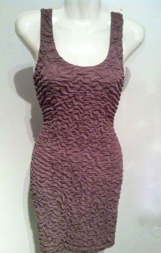 New Forever 21 #Bodycon Stretch Pucker Mini Dress Shelf Bra Club #Prom Sz M   eBay