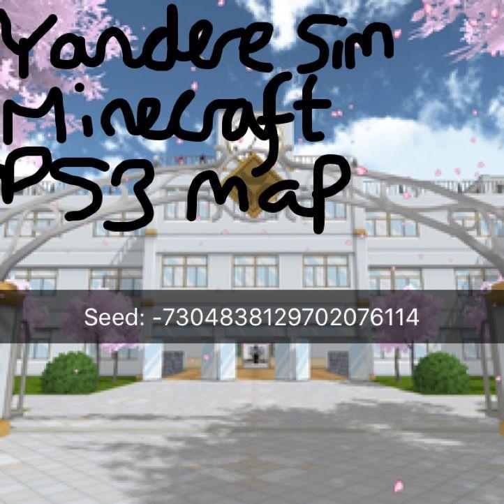 Minecraft yandere high school server pc