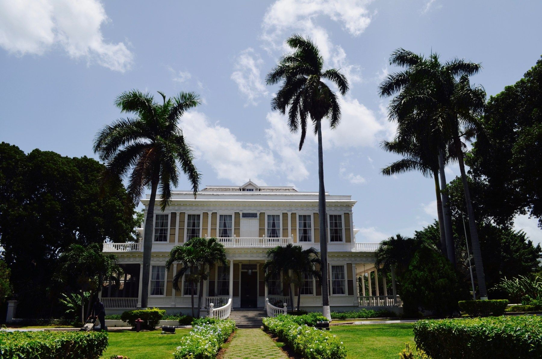 Things To Do In Kingston Jamaica If You Only Have 12 Hours Jamaica Devon House Kingston Jamaica