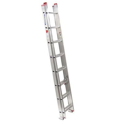Werner 2 Story Built In Fire Escape Ladder Esc220 The Home Depot Aluminum Extension Ladder Ladder Wfx Utility