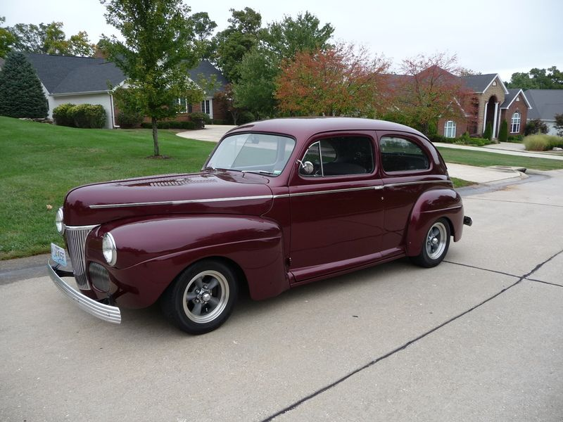 1941 Ford 2 dr Sedan for sale by Owner - Lake st. louis, MO ...