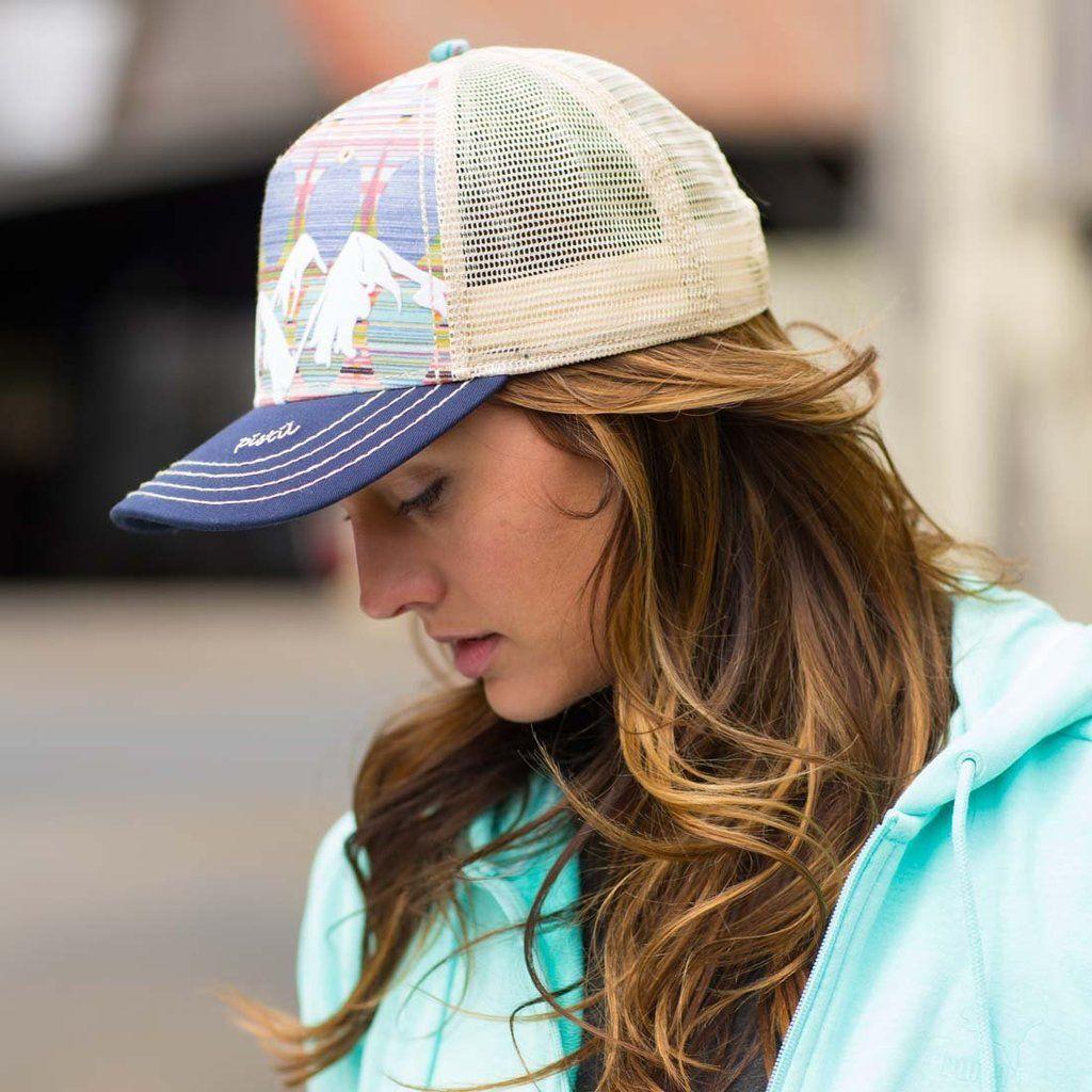Mckinley Trucker Hat Jade Ruby Jane Trucker Hat Womens Trucker Hat Women Trucker