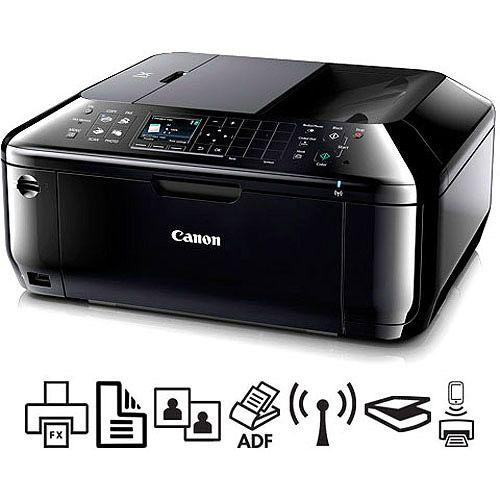 Canon PIXMA MX512 Wireless Office All-In-One Printer/Copier
