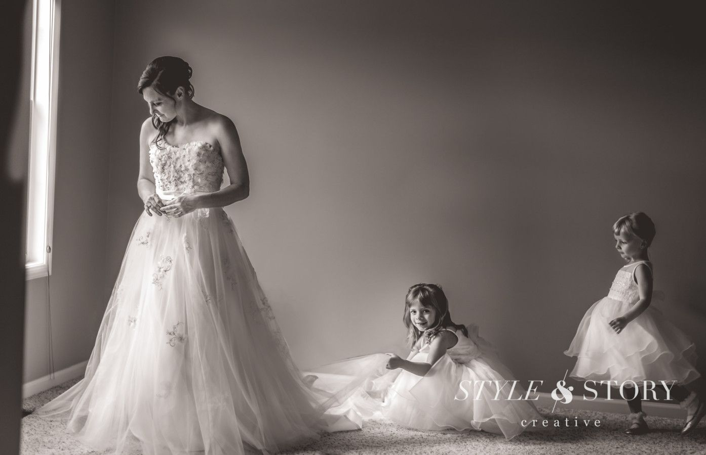 Style & Story Creative » Columbus wedding photographers who take a more personal approach to creating artistic wedding photography. » Wedding Gallery