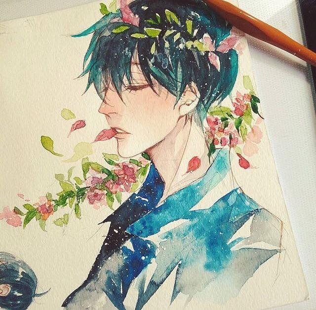 Instagram Kimochika Anime Art Art Cute Art