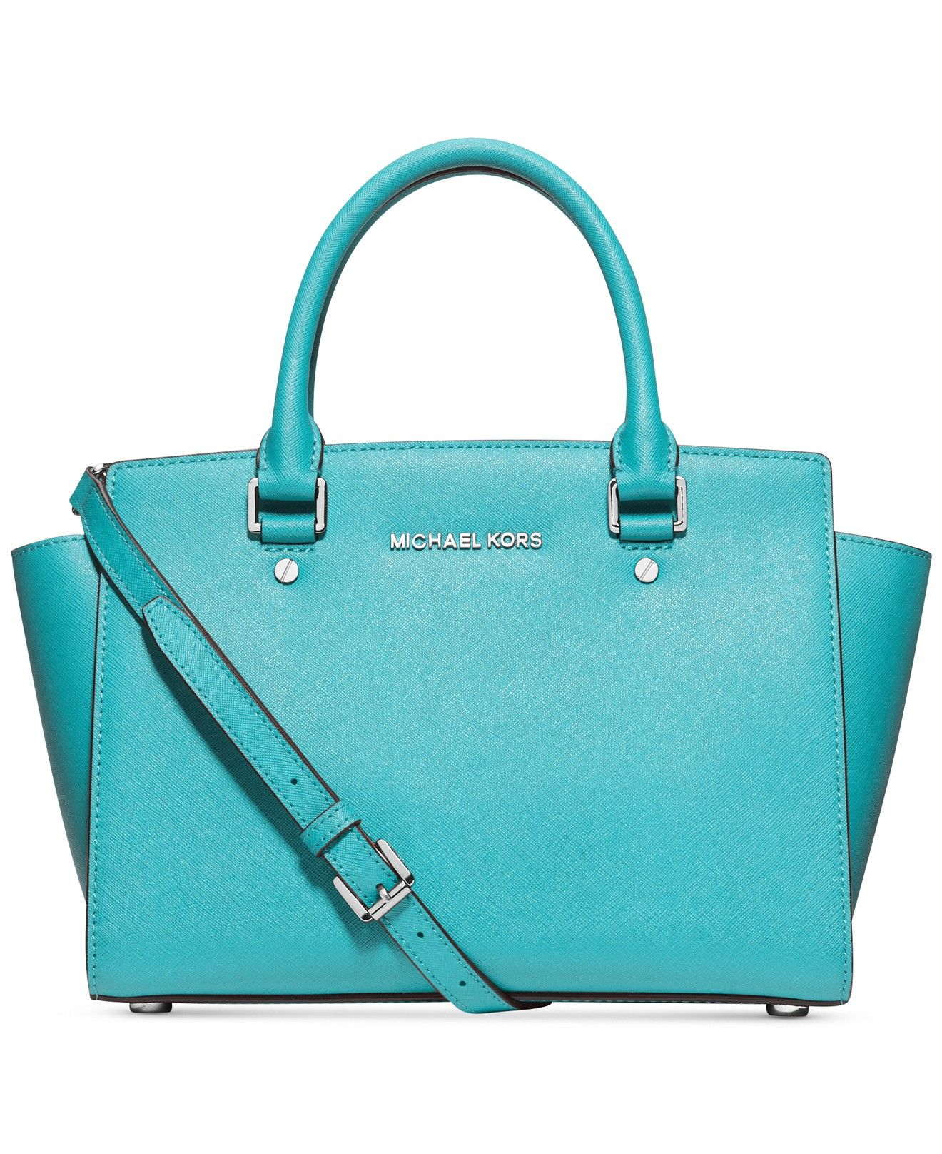 9678d704e5b4 MICHAEL Michael Kors Selma Medium Satchel - Handbags & Accessories - Macy's