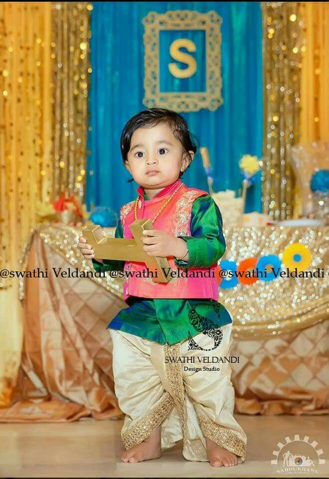 f90628bb I want this dress | Sravani in 2019 | Baby boy dress, Kids wear boys ...