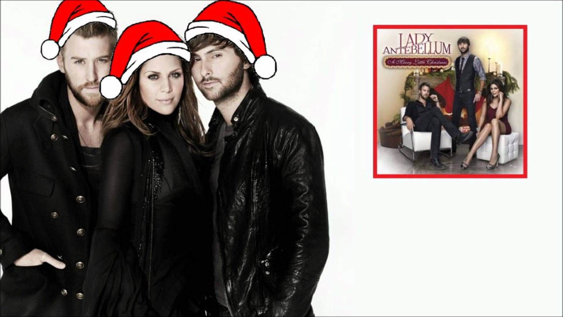 lady antebellum a merry little christmas full album playlist