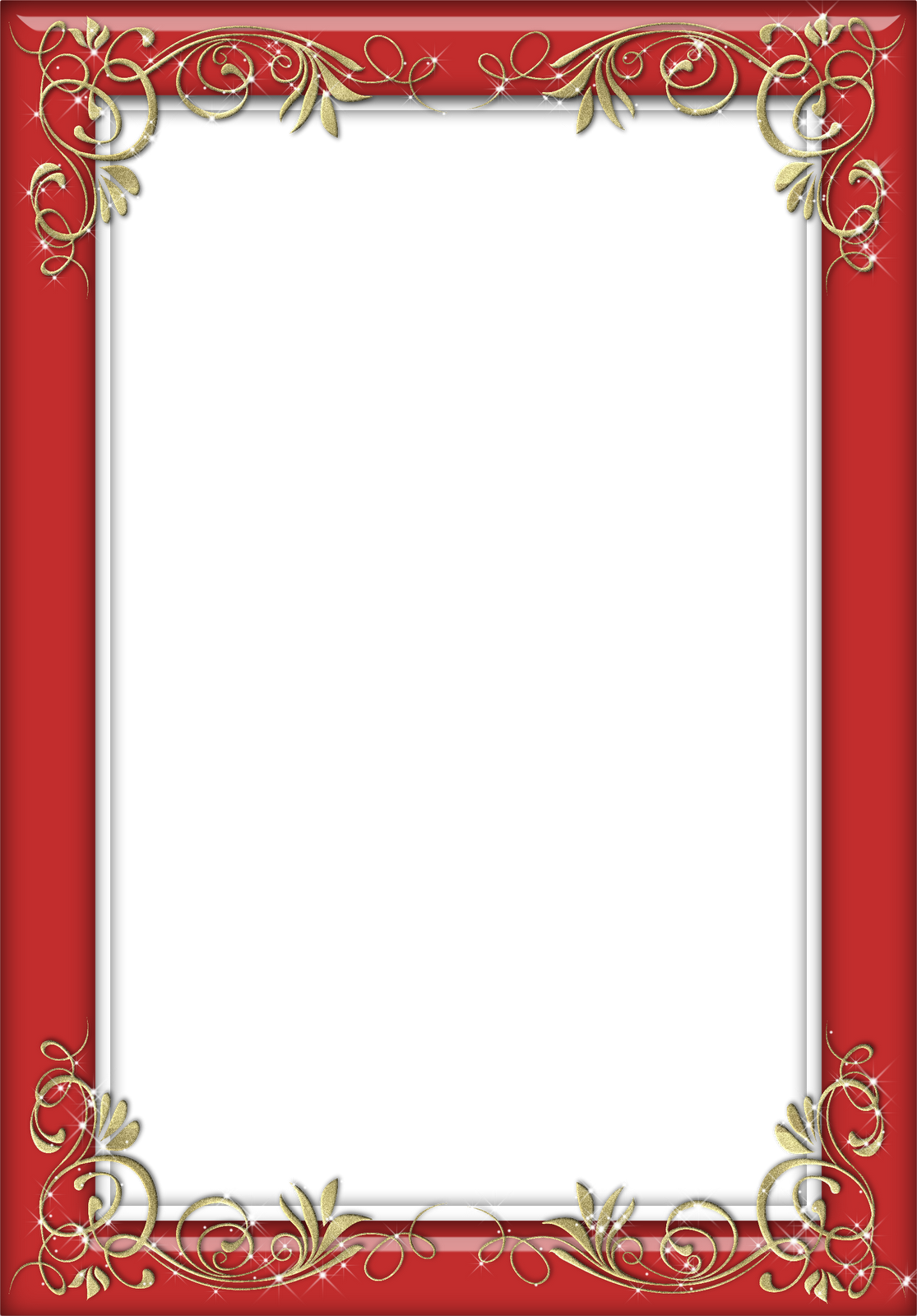 Lots Amp Lots Of Free Clipart Lots Of Frames Holiday Red