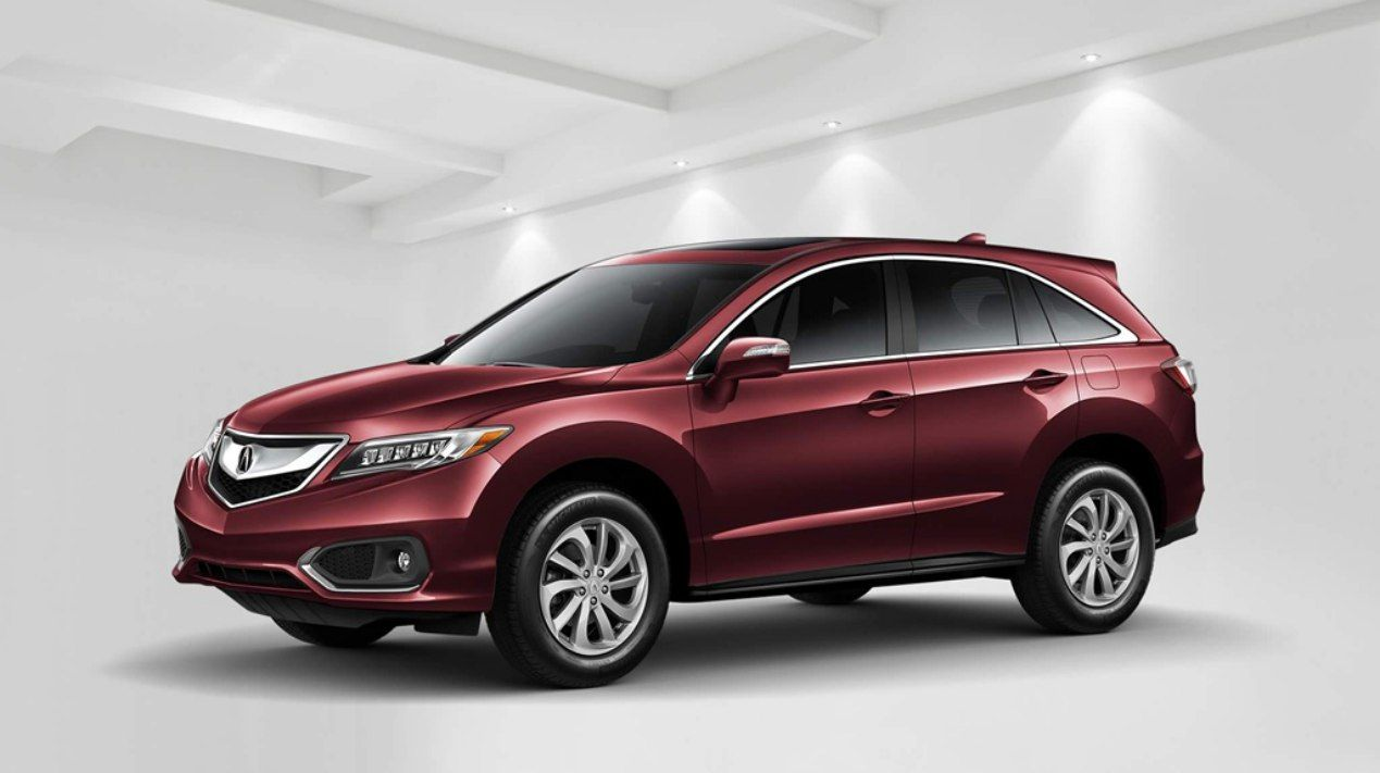 2017 Acura Rdx Redesign Acura Suv Best Compact Suv Best Midsize Suv
