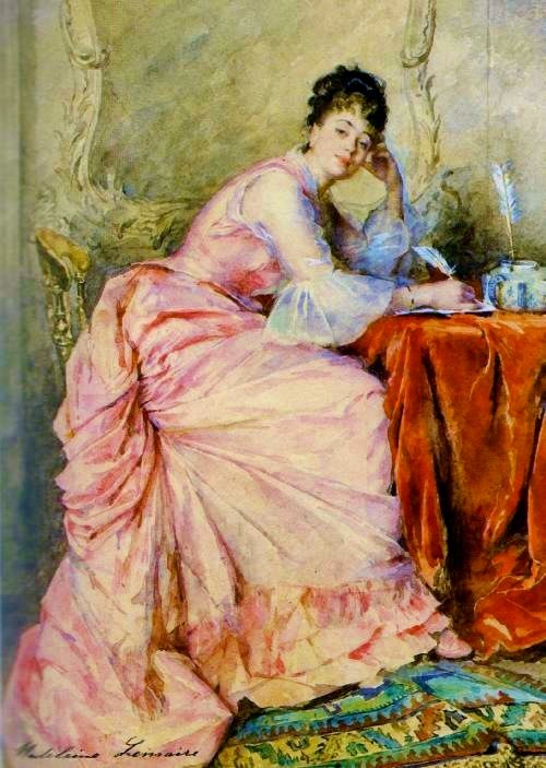 Madeleine Lemaire 1845–1928