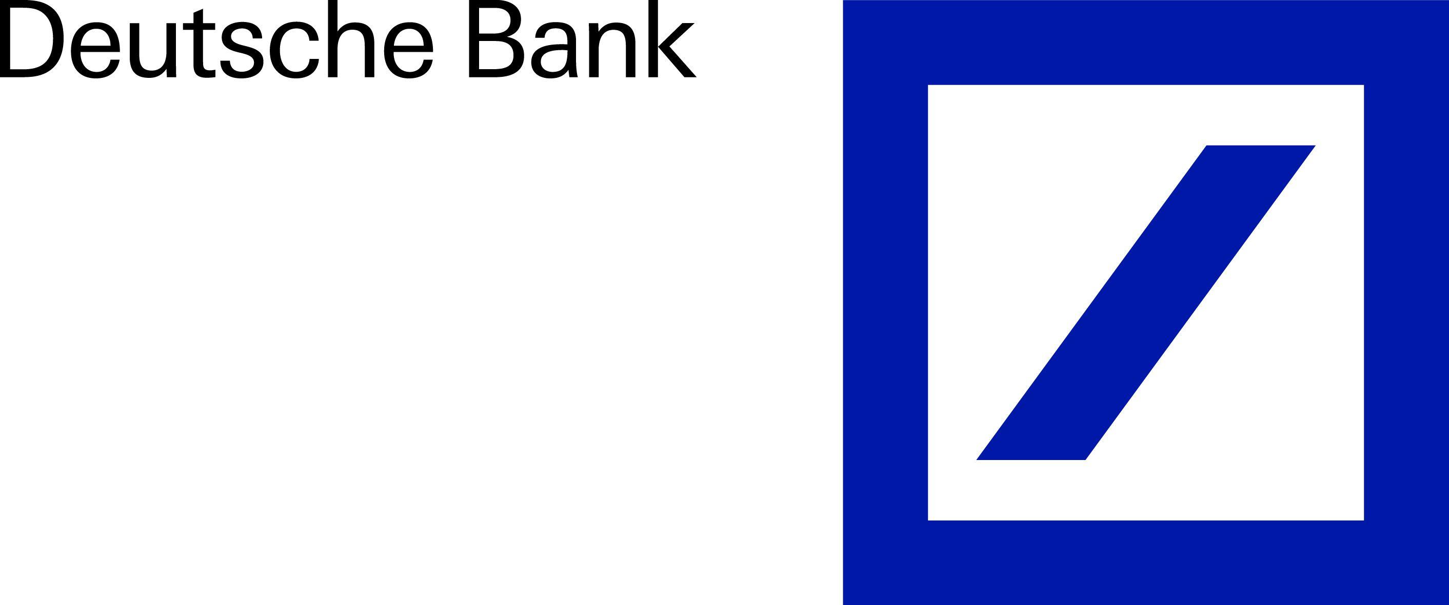 deutsche_bank logo Banks logo, Lettering, Logos