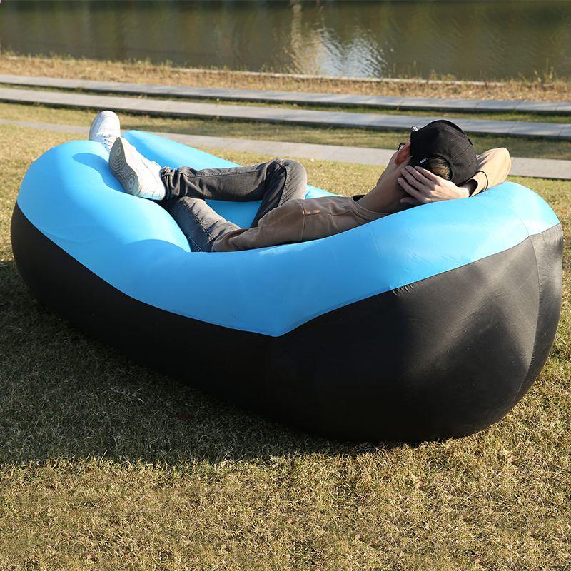 Materassi Gonfiabili Per Dormire.Norent The Materasso Gonfiabile Con Cuscino Cuscino Da Campeggio