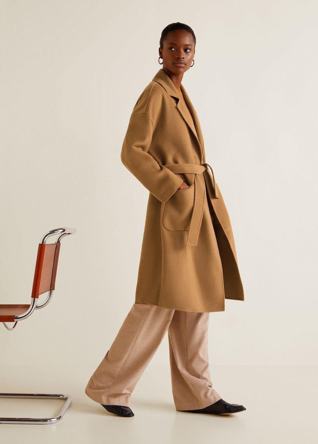 Online Fashion Wool Blend Coat Coat Coats For Women [ 1432 x 1024 Pixel ]