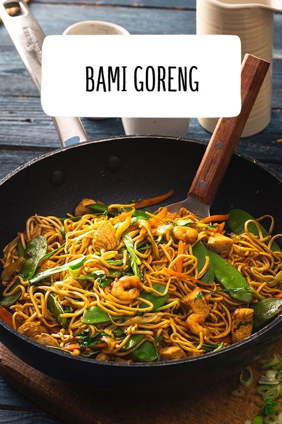Bami Goreng #chinesemeals