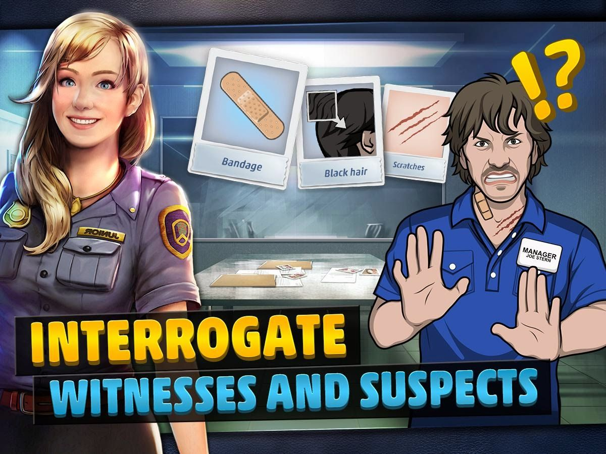 criminal case for android game You are so Guys
