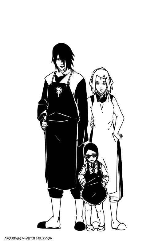 Uchiha Family Naruto Pinterest Naruto Anime And