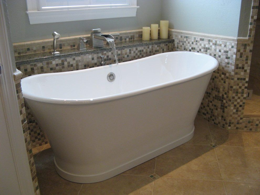 Bathtub Stand Alone Tubs Contemporary New York With Freestanding
