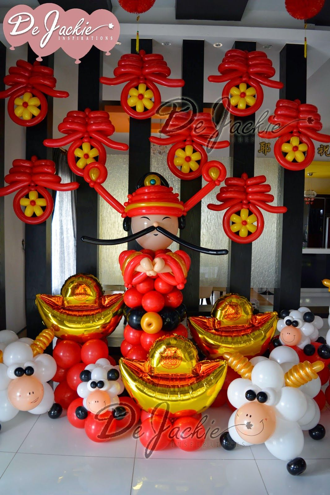 Image result for chinese new year balloon sculptures ...