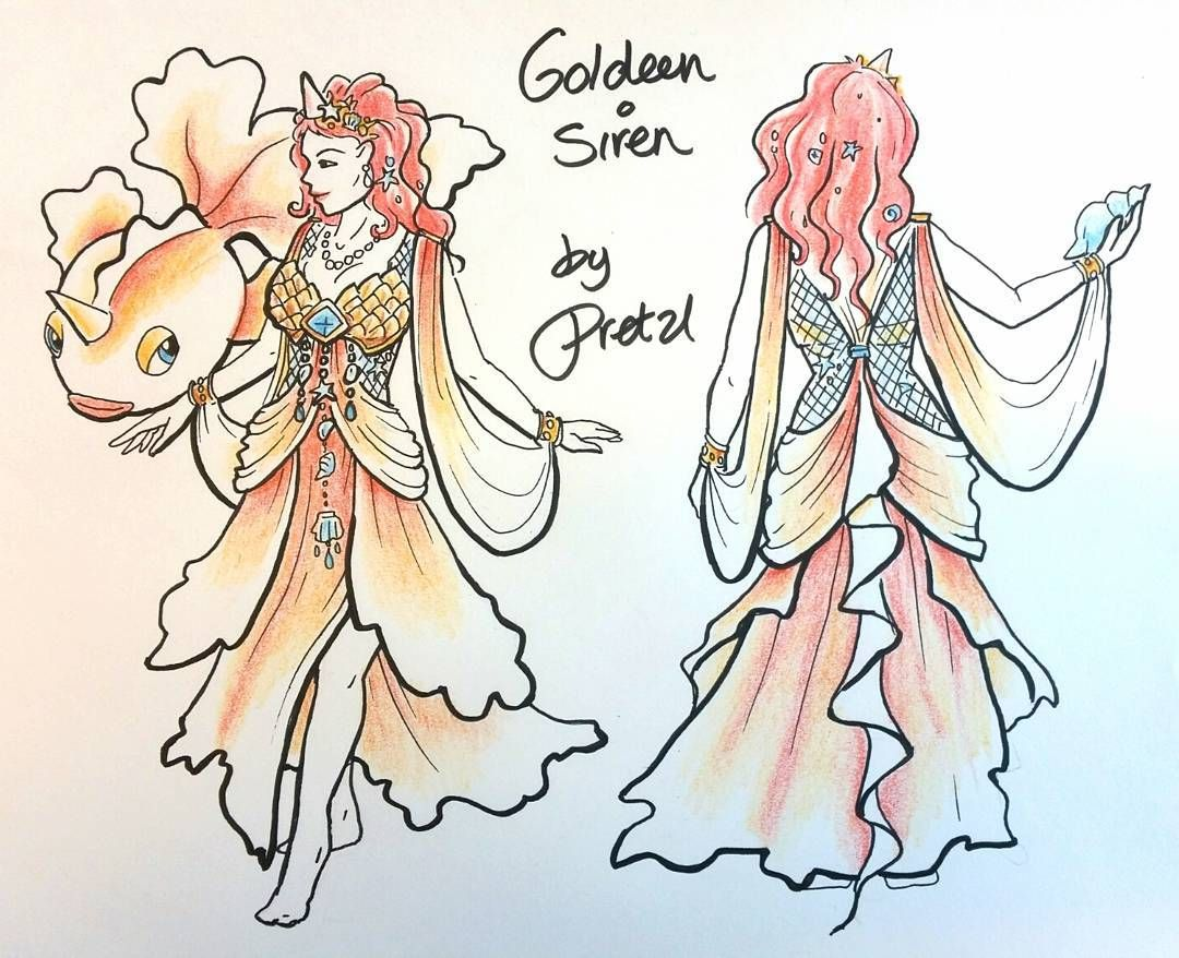 Costume designs by Pretzl Cosplay.
