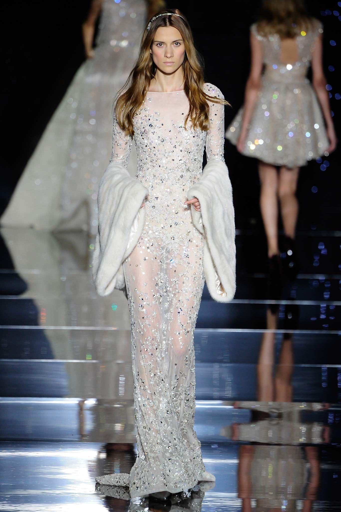ca2f217e3d Zuhair Murad Fall 2015 Couture Collection Photos - Vogue