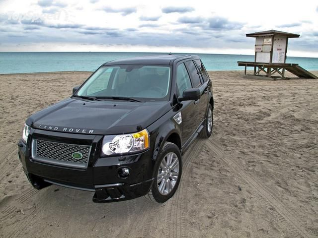 The Land Rover LR2 SUV  A vacation on wheels  | Crossover