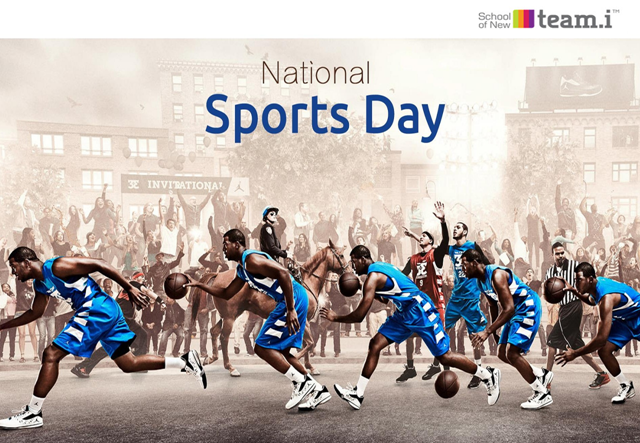 Tribute to Maj. Dhyan Chand on NationalSportsDay