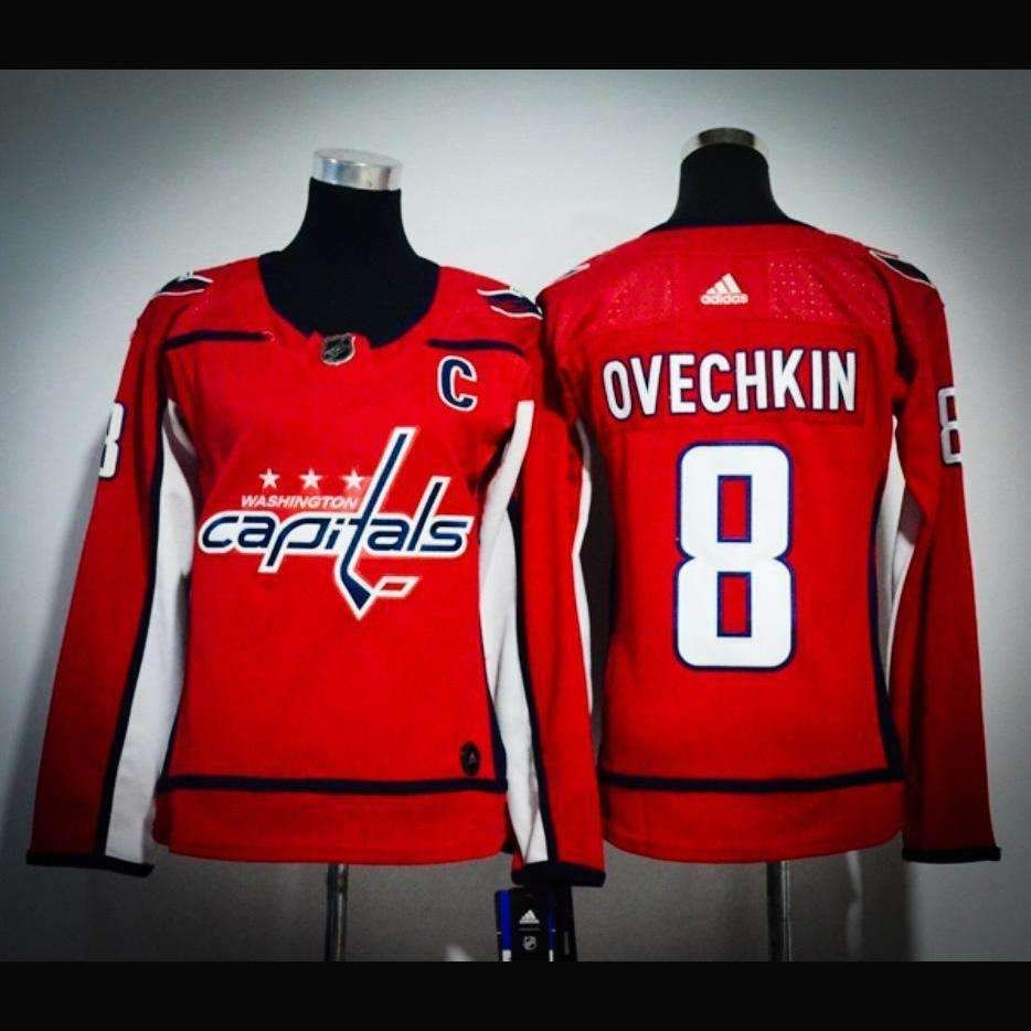 ovechkin home jersey