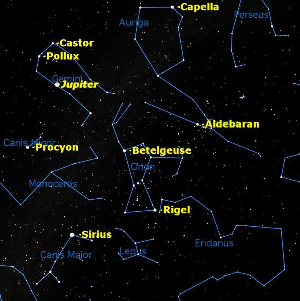 Find out how to spot the famed constellation Orion in the