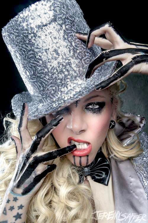 Inthismomentdaily maria brink photo by jeremy saffer - Maria brink pics ...