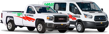 Pick Up Truck Rentals >> Pin By Jacob Thompson Arnone On U Haul Trucks Moving Truck