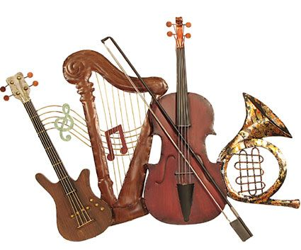 Music Metal Wall Art a large and funky metal wall art sculpture. this sculpture is a