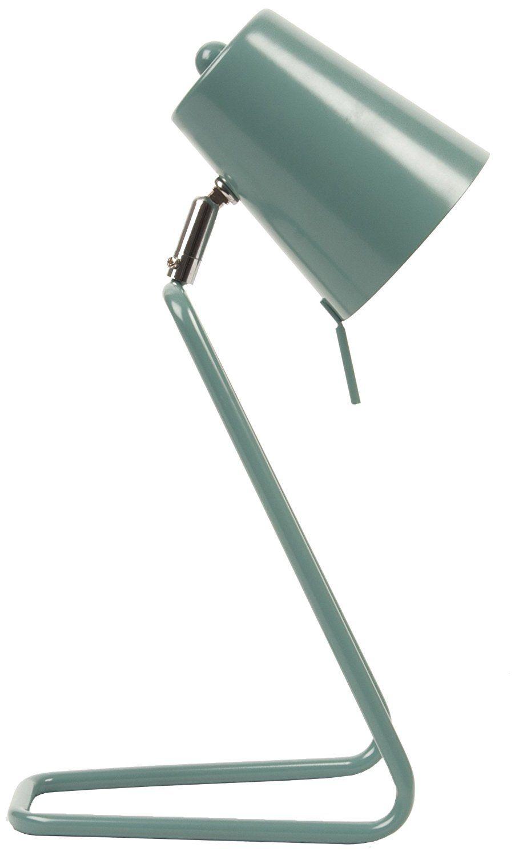 LEITMOTIV Tischleuchte Z, metall, blau LM1189: