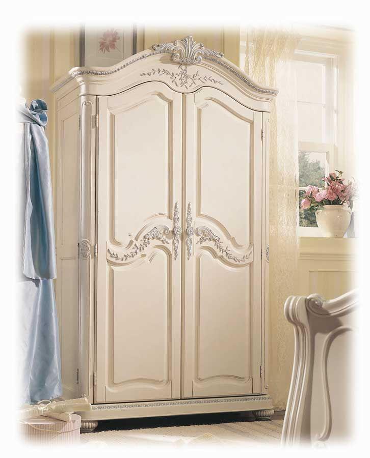 Lea Jessica Mcclintock Romance Armoire Furniture In 2020 Baby