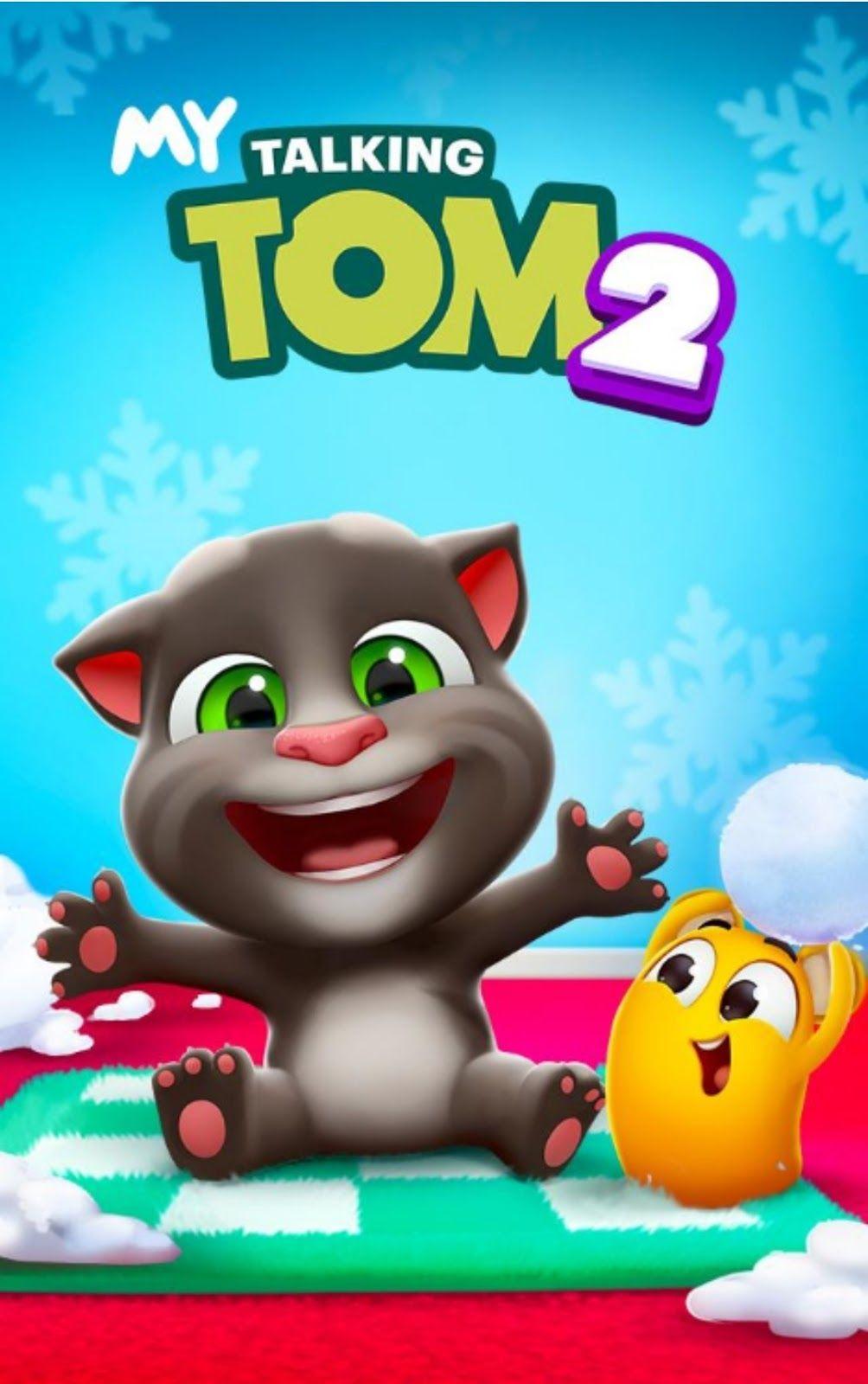 My Talking Tom 2 Juegos Divertidos Juegos De Rompecabezas Juegos Mas Populares