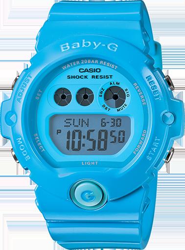 5f64f27a4baf BG6902-2B - Baby-G Blue - Womens Watches
