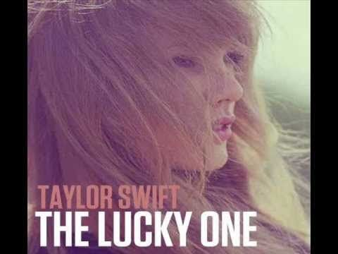 Taylor swift The Lucky One on her new album Red.  I love this song!  I'm so happy to be the first to pin this.:)